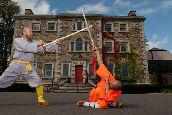 Resident Shaolin at Monart; Shaolin Kung fu; Monart Shaolin; Blog