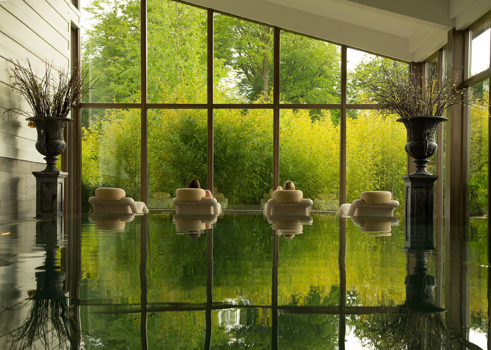 Hydrotherapy Pool at Monart Spa