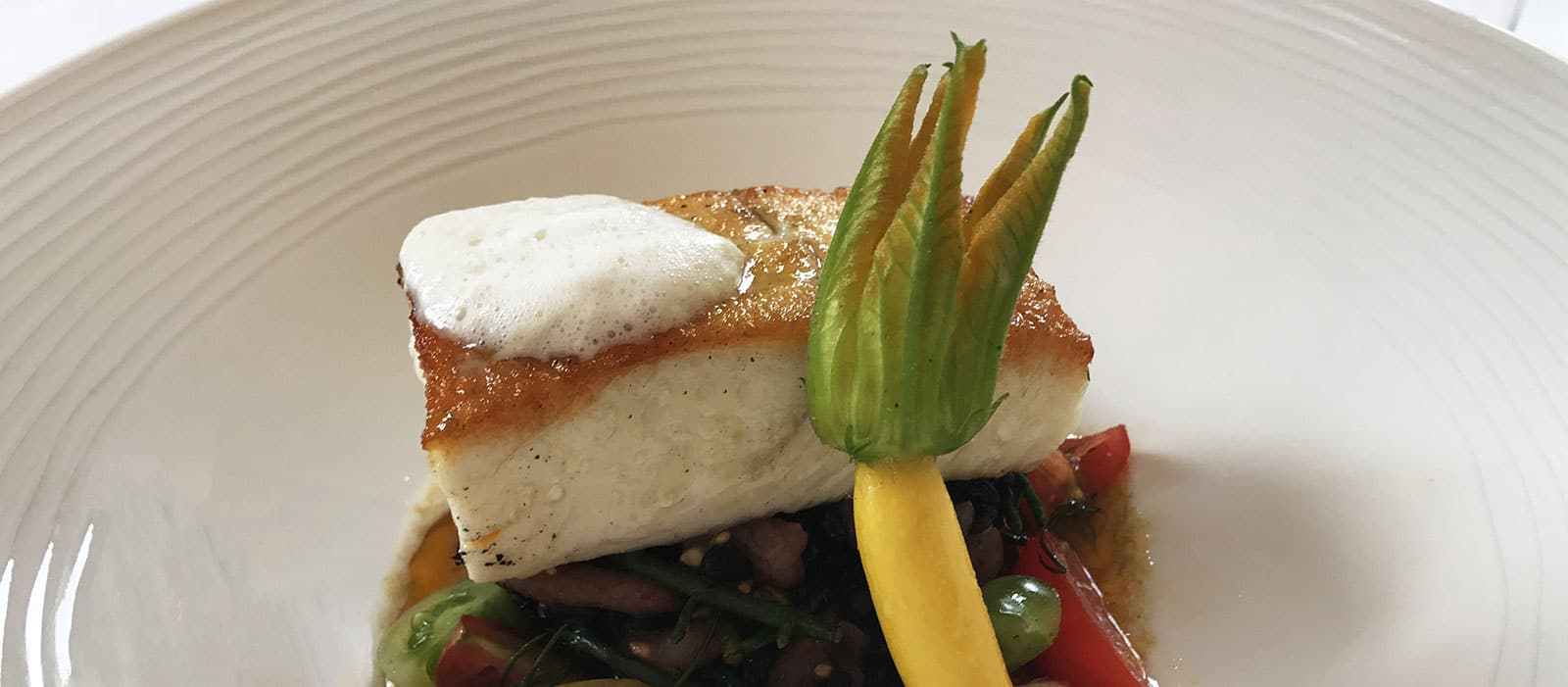 Roast Halibut Recipe