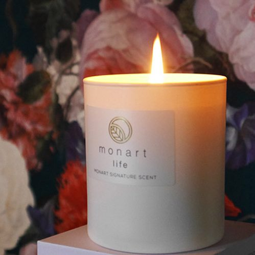 monart life candle christmas gift spa ireland